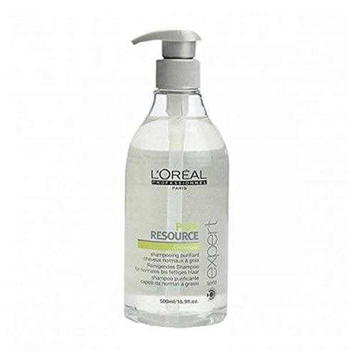 shampoing Expert Pure Resource (Sébum), 500 ml
