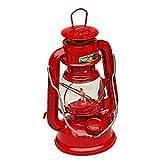 Brunner Camping Article lampe à pétrole, 20 cm, Couleurs assorties