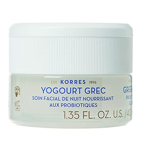 KORRES Greek Yogurt Nourishing Probiotic Night Cream 40 ml