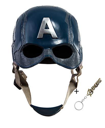Traveller Captain America 3 Civil War Helmet Movie Cosplay...