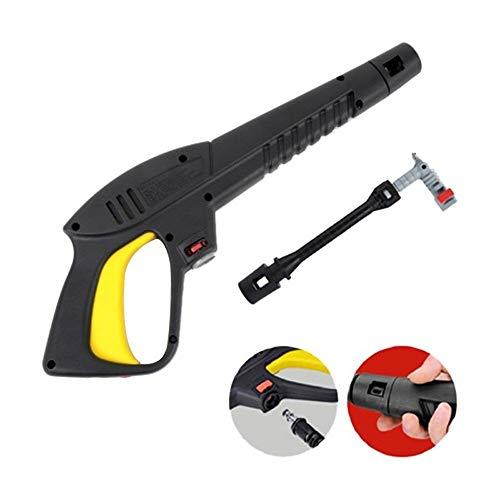 JFYCUICAN Accesorios para el Coche Limpieza Pistola de pulverización Cleaner Car Wash Spray-Pistola de Alta presión Car Wash Machine Pistola de Espuma for L A V O R/V A X