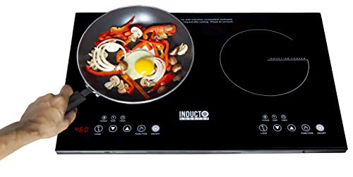 Inducto Dual Induction Cooktop