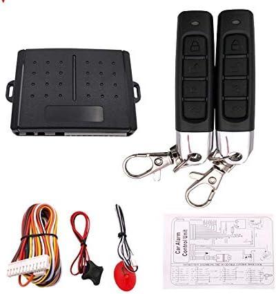 YIWMHE Car Alarm System 12+4 Auto Award Remote Central Kit Popular brand Door Lo