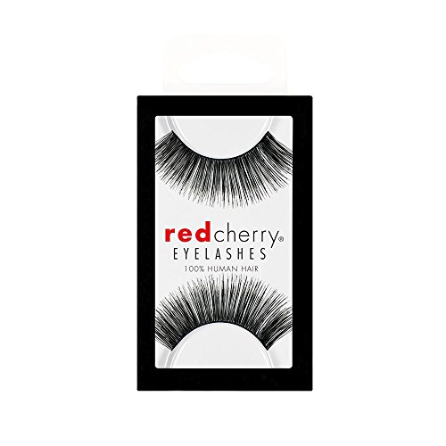 Red Cherry Wimpern Nr. 100 - Human Hair 100%