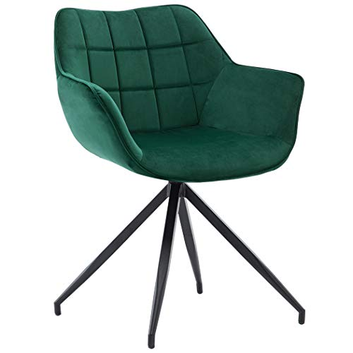 Duhome Accent Chair Mid-Back Home Office Dining Chairs Modern...
