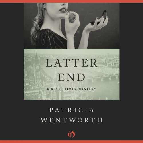 Latter End audiobook cover art