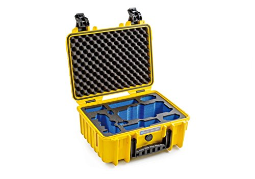 Preisvergleich Produktbild B&W outdoor.cases Typ 3000 mit DJI Mavic Pro / Platinum / Fly More Combo Inlay - Das Original