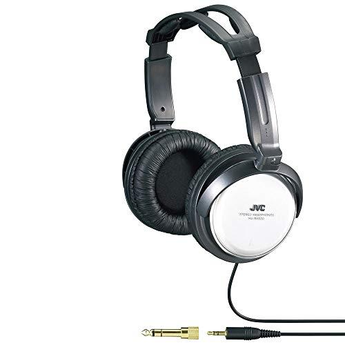 JVC HA-RX500-E Full Size Headphone, Bl