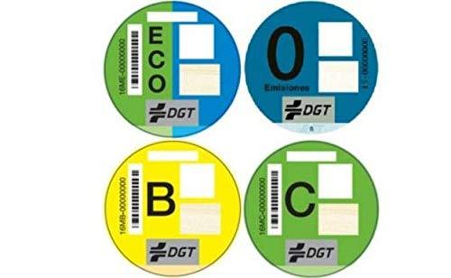 Gonplac Etiqueta Medioambiental DGT
