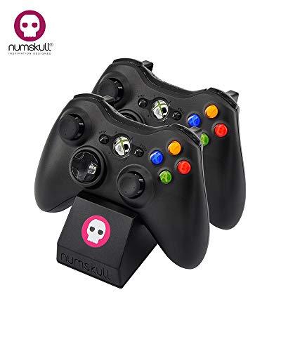 Soporte para cargador del regulador de Xbox 360 con 2