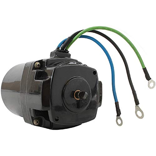 Price comparison product image DB Electrical TRM0008 Power Tilt Trim Motor Compatible with / Replacement for Mercury 17649A1 87828 6218