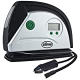 Slime 40051 Digital Tire Inflator (12-Volt), Compact and Portable Air...