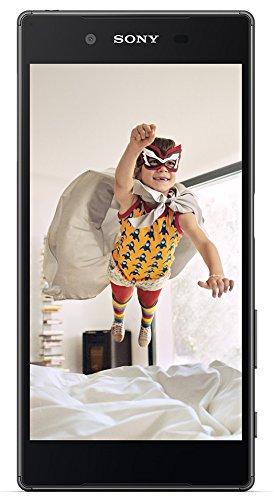 Sony Xperia Z5 Smartphone (5,2 Zoll (13,2 cm) Touch-Bildschirm, 32 GB interner Speicher, Android 5.1) schwarz