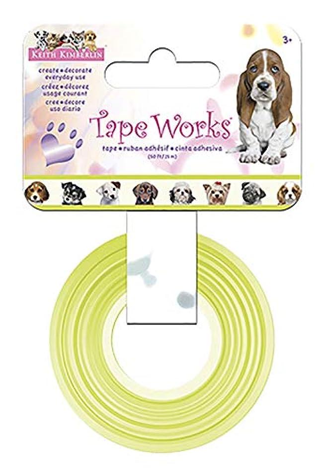 Tape Works Kimberlin Puppies Tape