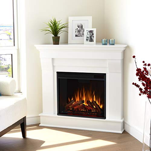 Real Flame 5950E Chateau Corner Electric...