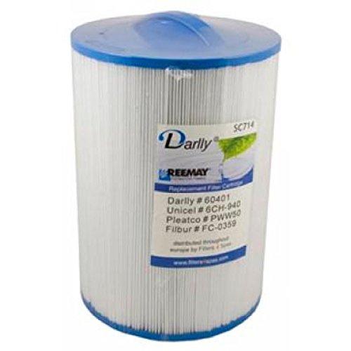 Darlly® Filter Ersatzfilter SC714 Lamellenfilter für diverse Hersteller