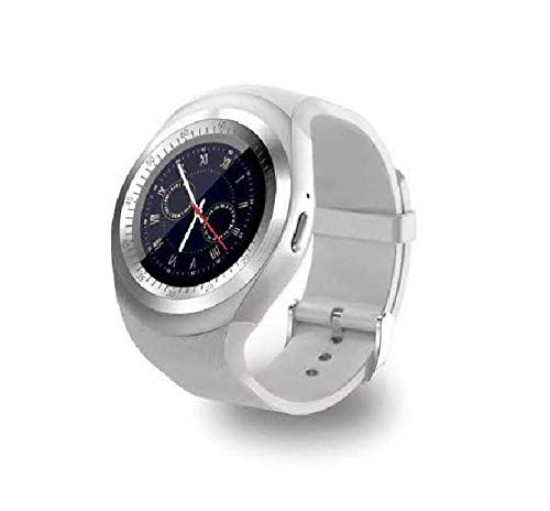 Akai AKSW05 1,22 inch diagonaal zwart smartwatch - smartwatch (3,1 cm (1,22 inch) touchscreen, wifi, mobiele telefoon, 48 h, zwart)