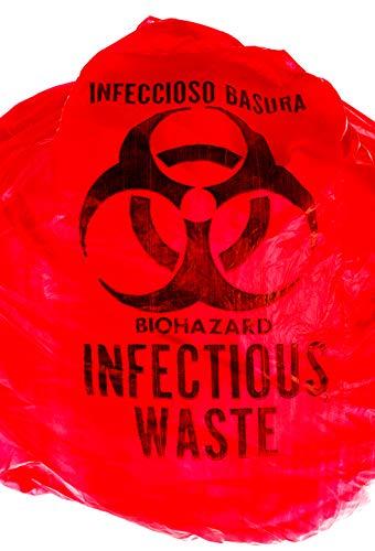 Biohazard Waste Disposal Bag (10 Gal)...
