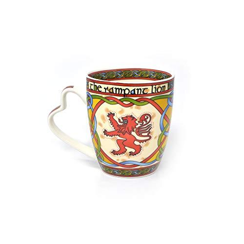 Clara Craft, Royal Tara Scotland Rampant Lion Mug