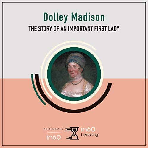 Dolley Madison cover art