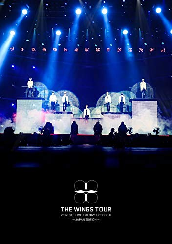 2017 BTS Live Trilogy Episode 3 The Wing Tour: Japan Edition [Blu-ray]
