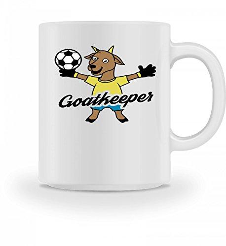 Hoogwaardige mok - Goatkeeper - voor alle keepers.