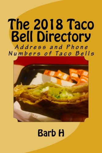 The 2018 Taco Bell Directory
