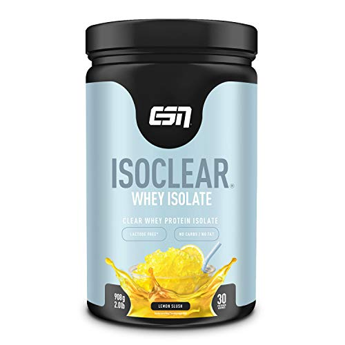 ESN ISOCLEAR Whey Isolate, 908g Lemon Slush