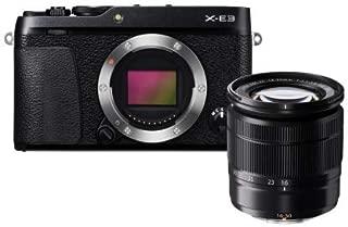 Fujifilm X-E3 Siyah + XC16-50mm Kit