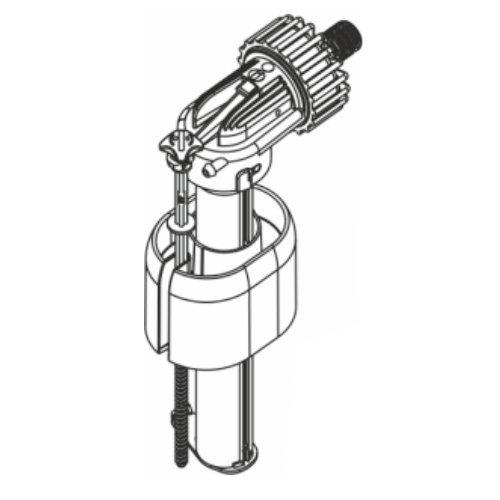 Dichtung Mechanismus Wc 60 X 24 X 3 Regiplast