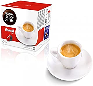 Dolce Gusto Nescafe Buondi - 3 Packs of 16 Capsules
