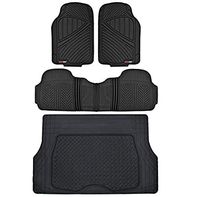 FlexTough Mats & Cargo Liner Combo Set