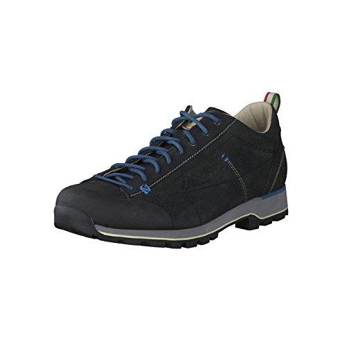 Dolomite Herren Zapato Cinquantaquattro Low Lt Sneaker, Negro, 44 1/3 EU