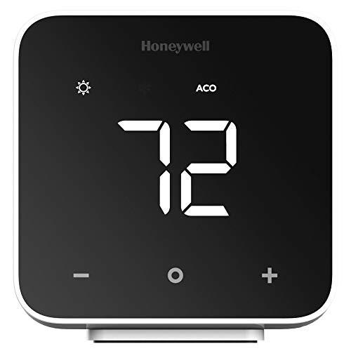 Honeywell Home D6 Thermostat, Black