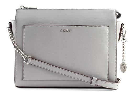 DKNY Bryant Sutton Box Crossbody M Grey Melange