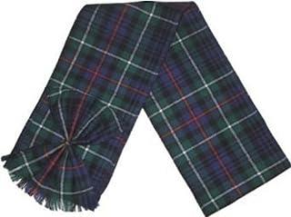 Kilts Wi Hae Scottish 100% Wool Tartan Ladies Mini Sash with Rosette - MacKenzie