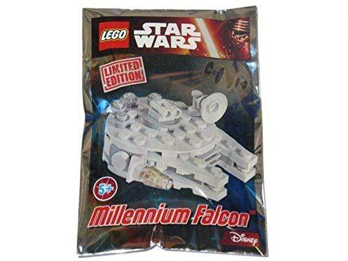 Blue Ocean LEGO Star Wars Millenium Falcon–Limited Edition–911607–sacchetto di plastica -