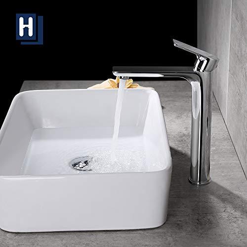 Grifo para lavabo corte alto monomando de Homelody