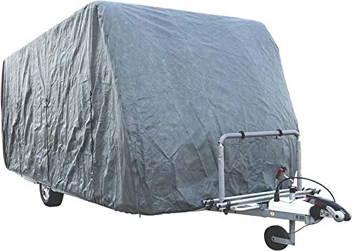 """ProPlus Neue QUALITÃ""""T!! Wohnwagen Caravan Schutzdach Cover Schutzhülle bis 4,27 mtr"""
