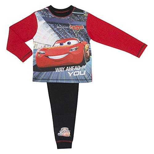 Disney Pixar Cars 3 Offizielle Boys Pyjamas - Way Ahead 9-10 Years / 134-140 cms