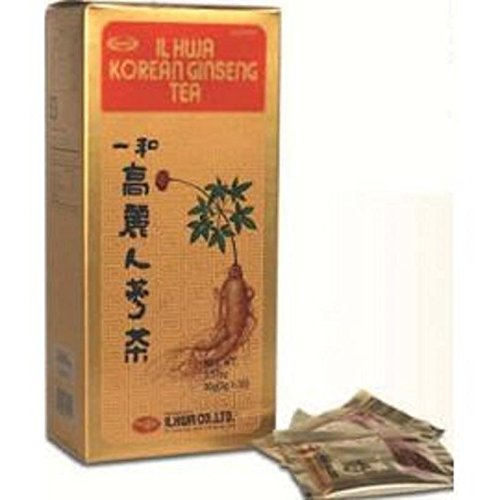 Te Ginseng - Il Hwa - Tongil - 30 sobres