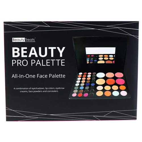 (6 Pack) BEAUTY TREATS Beauty Pro Palette