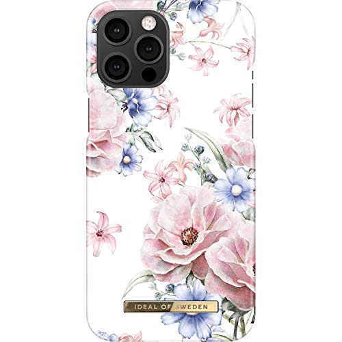 iDeal of Sweden Back Cover kompatibel mit iPhone 12 Pro Max - Multi, Floral Romance