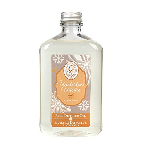 Wintertime Wishes Reed Diffuser Oil Refill by Greenleaf, 8.5 oz.