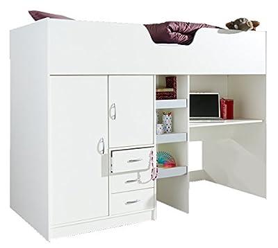 Mrsflatpack BOURNE HIGHSLEEPER BED - M1610