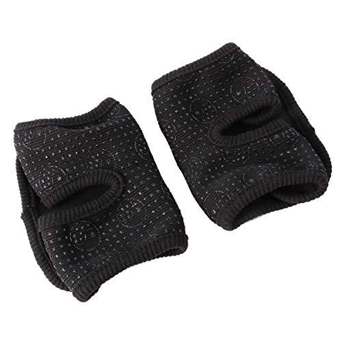 Balacoo 1 Paar Hund Kniebandage Ellenbogenbandage Gelenkbandage Beinwärmer Beinschutz Bandage für Welpen Haustier Vorderbein Hinterbein