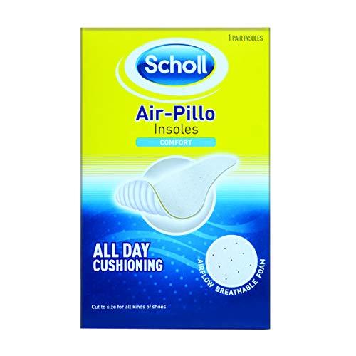 Scholl Air Pillo Comfort insoles - 1 Pair