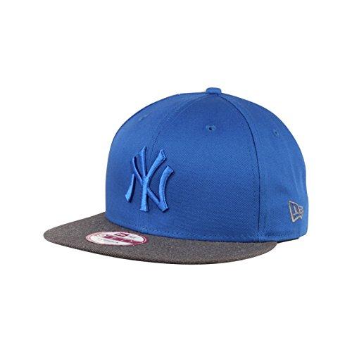 New era New York Yankees Snapback Pop Tonal Royal/Heather Black - M - L