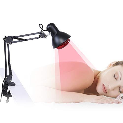 Infraroodlamp voor warmte-isolatie, verlichting van infraroodpijn ter verwarming van de warmte ter verlichting van pijn bij rugpijn. EU