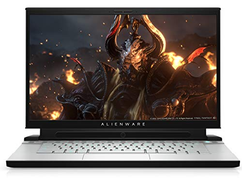 Alienware m17 R2 17.3-Inch FHD 144Hz with Tobii Eye-Tracker Gaming 2019 Laptop - (Lunar Light) (Intel Core i7-9750H, 16 GB RAM, 1 TB SSD, Nvidia GeForce RTX 2060 OC with 6 GB GDDR6, Windows 10 Home)